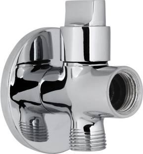 KAMAL Tee Cock - Flute Twin Elbow Valve Faucet
