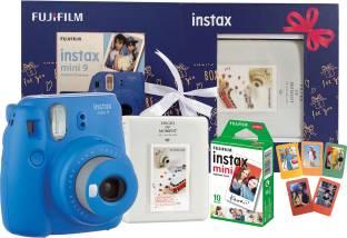 FUJIFILM Instax Treasure Box Mini 9 Instant Camera