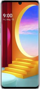 LG Velvet (AURORA SILVER, 128 GB)