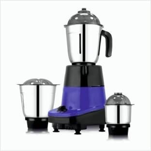 DEZEEN ALTO 550W WITH 3 JAR JUICER MIXER GRINDER BLENDER 550 Mixer Grinder (3 Jars, blue,black)