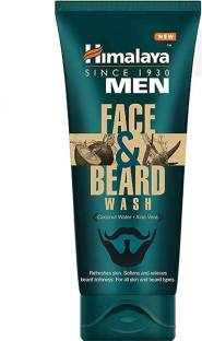 Himalaya Men Face & Beard Face Wash