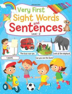 Very First Sight Words Sentences Level 2