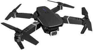High Definition 4K DUAL Camera Front and Bottom With Wifi & Remote Control Drone Drone