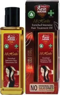 Kesh Nikhar 18 Herbs Enriched Intensive Hair oil Hair Oil