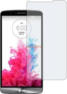 Fasheen Tempered Glass Guard for LG G3 (Flexible Shatterproof)