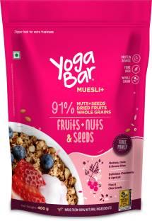 Yogabar Fruit & Nut Muesli with Seeds