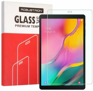 Robustrion Tempered Glass Guard for Samsung Galaxy Tab A 10.1 inch