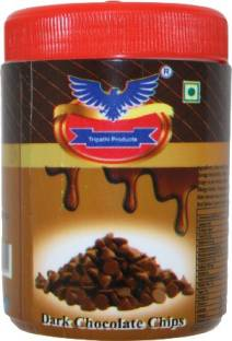 Tripathi Products pack of 1 dark chocolate chips Tidbits (baking chips)