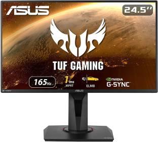 ASUS 24.5 inch Full HD LED Backlit IPS Panel Height Adjustable | Tilt Adjustment | Swivel Adjustment |...