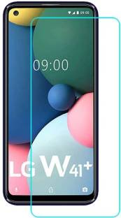 BeeVault Tempered Glass Guard for LG W41 Plus