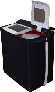Glassiano Top Loading Washing Machine  Cover
