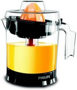PHILIPS Citrus Press / HR2799 / 00 25 Juicer (1 Jar, Black,orange)
