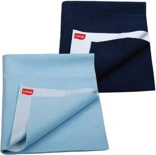 LuvLap Fleece Baby Bed Protecting Mat