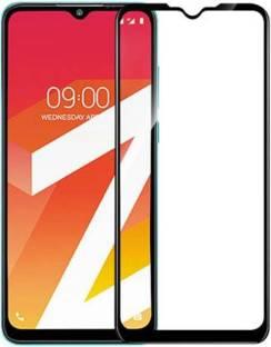 EASYBIZZ Tempered Glass Guard for Lava Z2 Max