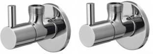 Spazio Premium Quality Stainless Steel TURBO Angle Cock/Angle Valve Bathroom Faucets Taps and Faucet A...