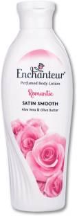 Enchanteur Romantic Perfumed Body Lotion