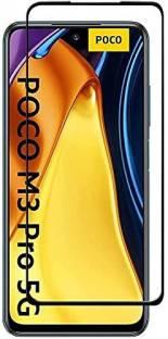 LIKEDESIGN Edge To Edge Tempered Glass for POCO M3 Pro, POCO M3 Pro 5G