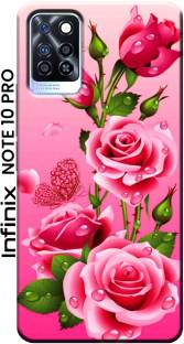 TrenoSio Back Cover for Infinix Note 10 Pro