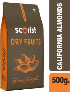 Scorist California Almonds Almonds