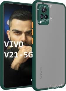 Lilliput Back Cover for Vivo V21 5G