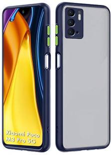 Kglking Front & Back Case for Poco M3 Pro 5G