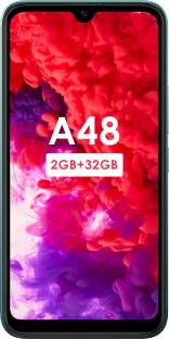 Itel A48 (Gradation Green, 32 GB)