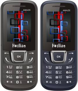 HOTLINE H1282 Combo of Two mobiles