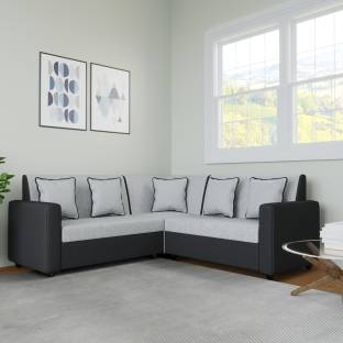 WESTIDO Berger Fabric 6 Seater  Sofa