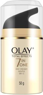 OLAY Day Cream: Total Effects 7 in 1, Anti Ageing Gentle Moisturiser