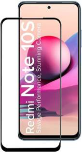VAlight Edge To Edge Tempered Glass for REDMI Note 10S, Mi Note 10s