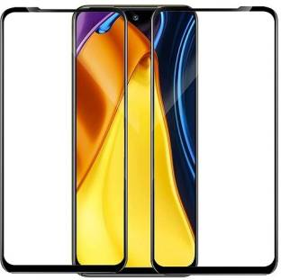 Bodoma Edge To Edge Tempered Glass for Poco M3 Pro, Poco M3 Pro 5G, Mi Redmi Note 10T 5G, Mi Redmi Note 10 5G