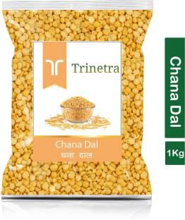 Trinetra Yellow Chana Dal (Split)