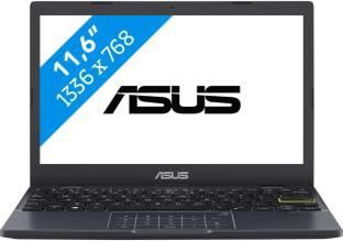ASUS ASUS E210 Celeron Dual Core - (4 GB/128 GB EMMC Storage/Windows 10 Home) E210MA-GJ002T Thin and L...