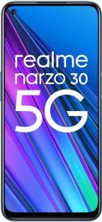 realme Narzo 30 5G (Racing Blue, 64 GB)