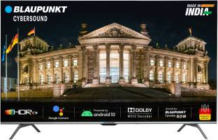 Blaupunkt Cyber Sound 164 cm (65 inch) Ultra HD (4K) LED Smart Android TV