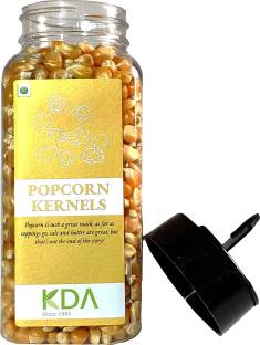 KDA Popcorn Kernels Salted Popcorn
