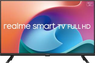 realme 80 cm (32 inch) Full HD LED Smart Android TV