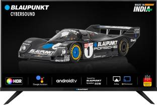 Blaupunkt Cybersound 106 cm (42 inch) Full HD LED Smart Android TV with 40W Speaker