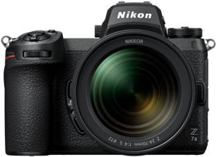 NIKON Z7 II Kit Mirrorless Camera 24-70mm F/4S with 64GB UHS-II SD Card