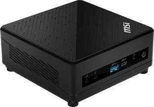 MSI Cubi 5 10M-236IN - Windows 10, Intel SoC, Intel Core i5-10210U, 8 GB DDR4, 512 GB SSD Mini PC