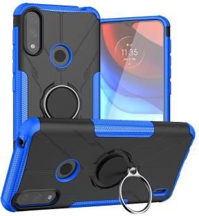 Fablue Back Cover for Motorola Moto E7 Power