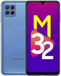 SAMSUNG Galaxy M32 (Blue, 64 GB)