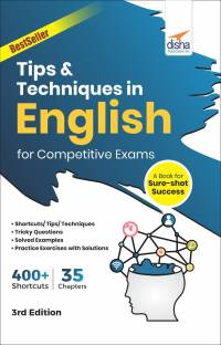 Tips & Techniques in English for Competitive Exams 3rd Edition