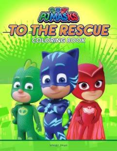 Pj Masks to the Rescue - By Miss & Chief