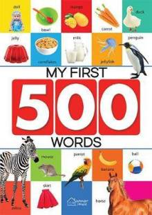 My First 500 Words - By Miss & Chief