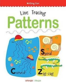 Line Tracing Pattern - By Miss & Chief