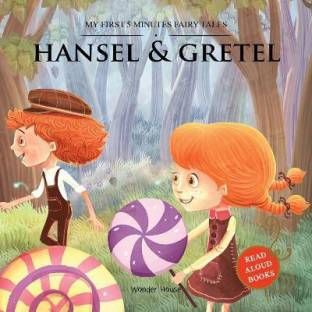 My First 5 Minutes Fairy Tale Hansel and Gretel - By Miss & Chief