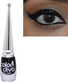 ColorDiva Eyeliner Black 21 ml
