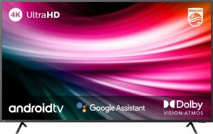 PHILIPS 8200 Series 126 cm (50 inch) Ultra HD (4K) LED Smart Android TV