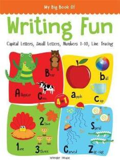 My Big Book of Writing Fun - By Miss & Chief
